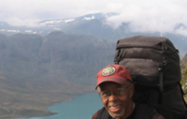 Way Out There- An Evening with Author and Adventurer J.R Harris