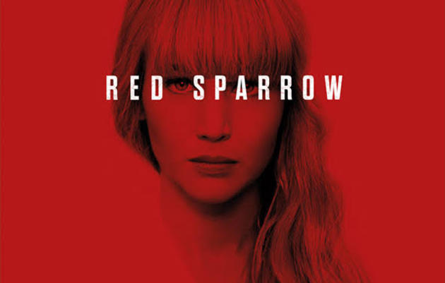 Admiral Theater | Red Sparrow